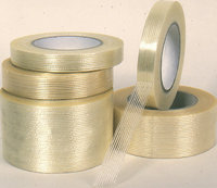 Filament-Packband, 25 mm x 50 lfm/Rolle